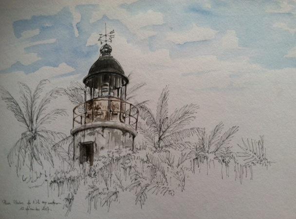 phare du Blevec